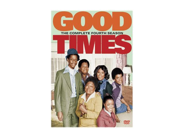 Good Times: The Complete Fourth Season