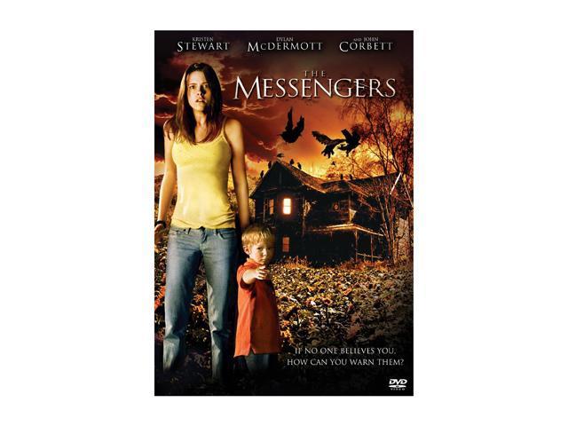 The  Messengers(DVD / WS 1.85 A / DD 5.1 / ENG-SUB / FR-Both) Kristen Stewart; Penelope Ann Miller; Dylan McDermott; John Corbett; Evan Turner; Theodore Turner; Dustin Milligan; Brent Briscoe; William