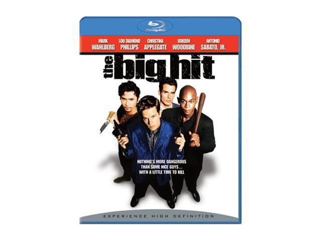The Big Hit  (BR / WS 1.85 A / PCM 5.1 / CH-ENG-PO-SP-KO-TH-SUB / FR-Both) Mark Wahlberg; Lou Diamond Phillips; Christina Applegate; Avery Brooks; Bokeem Woodbine; China Chow; Antonio Sabato Jr.; Lain