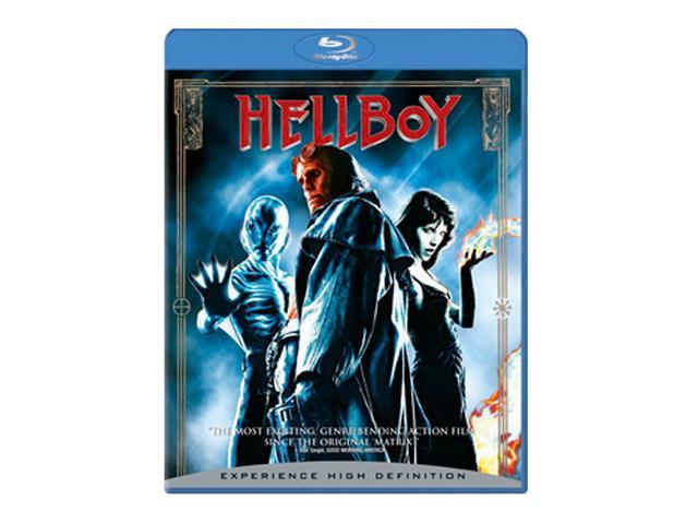 Hellboy (BR / WS 1.85 A / DD 5.1 / PCM 5.1 / FR-GE-Both) Ron Perlman; Selma Blair; Doug Jones; John Hurt; Rupert Evans; Jeffrey Tambor; Corey Johnson; Karel Roden; Brian Caspe; James Babson