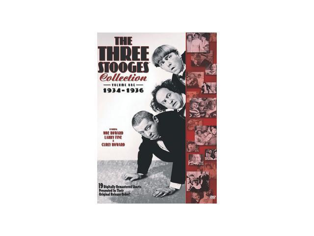 The Three Stooges Collection: 1934-1936