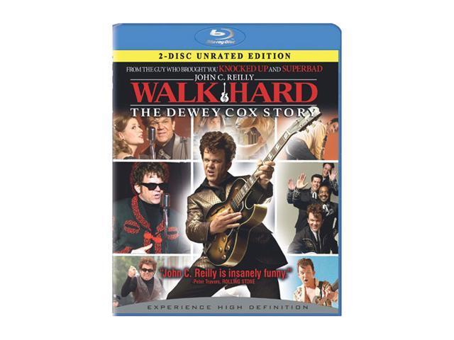 Walk Hard: The Dewey Cox Story(BR / 2 DISC / WS 2.40 A / DD 5.1 / EN-KO-CH-SUB) John C. Reilly; Jenna Fischer; David Krumholtz; David Koechner; Tim Meadows; Kristen Wiig; Angela Little Mackenzie; John