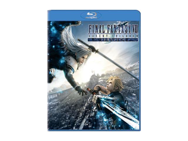 Final Fantasy VII: Advent Children Complete (BR / WS 1.78 A / DD 5.1 / ENG-FR-Both) Takahiro Sakurai, Ayumi Ito, Shotaro ...