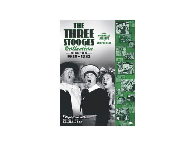 Three Stooges Collection: Volume 3, 1940-1942