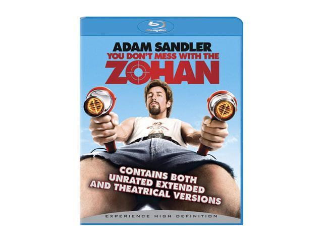 You Don't Mess With the Zohan (BR / WS / DD / ENG-IN-KO-CH-SUB/FR-Both) Adam Sandler; Emmanuelle Chriqui; John Turturro; Rob Schneider; Nick Swardson; Lainie Kazan; Dave Matthews; Kevin Nealon; Robert