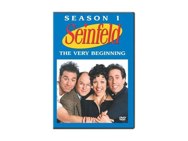 Seinfeld: Season 1 (DVD / SUB / NTSC)