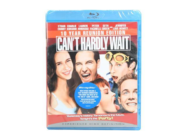 Can't Hardly Wait-10th ANN EDI (BR / WS 1.85 A / DD 5.1 / ENG-IN-KO-CH-SP-SUB) Jennifer Love Hewitt; Ethan Embry; Charlie Korsmo; Lauren Ambrose; Peter Facinelli; Seth Green; Michelle Brookhurst; Alex