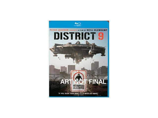 District 9 (BR / 2 DISC / WS 1.85 A / DD 5.1 / ENG-HI-SUB / FR-Both / Digital Copy) Sharlto Copley; David James; Jason Cope; Mandla Gaduka; Vanessa Haywood; Kenneth Nkosi; Louis Minnaar; William Allen