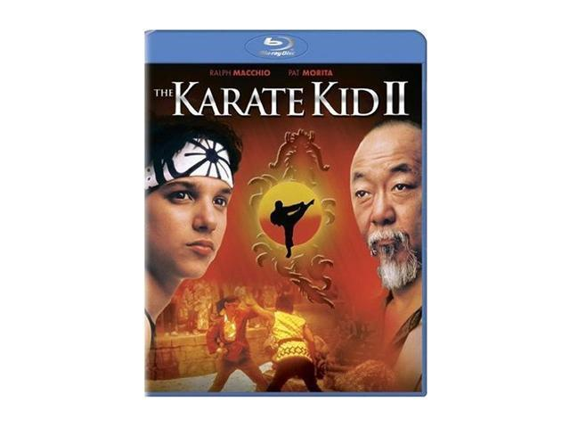 The Karate Kid, Part II (Blu-Ray / WS / ENG-SP-FR-POR-SUB) Ralph Macchio, Pat Morita , Nobu McCarthy, Danny Kamekona, Yuji Okumoto, Tamlyn Tomita, Pat E. Johnson