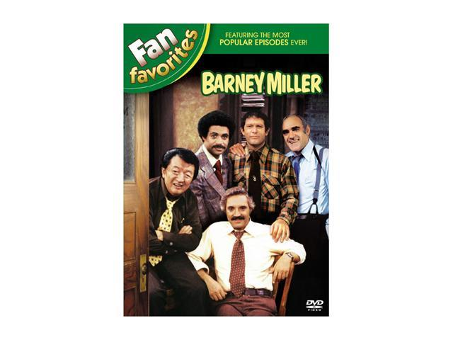 Barney Miller: Fan Favorites (DVD / FF 1.33 / MONO) Max Gail, Ron Glass, Steve Landesberg, Jack Soo, Hal Linden