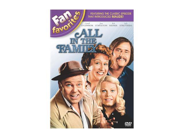 All in the Family: Fan Favorites (DVD / FF 1.33 / ENG-SP-SUB)