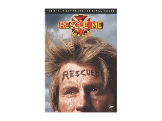 Rescue Me: The Sixth Season and The Final Season (DVD/WS/NTSC) Denis Leary, Adam Ferrara, Michael Lombardi, Steven Pasquale, ...