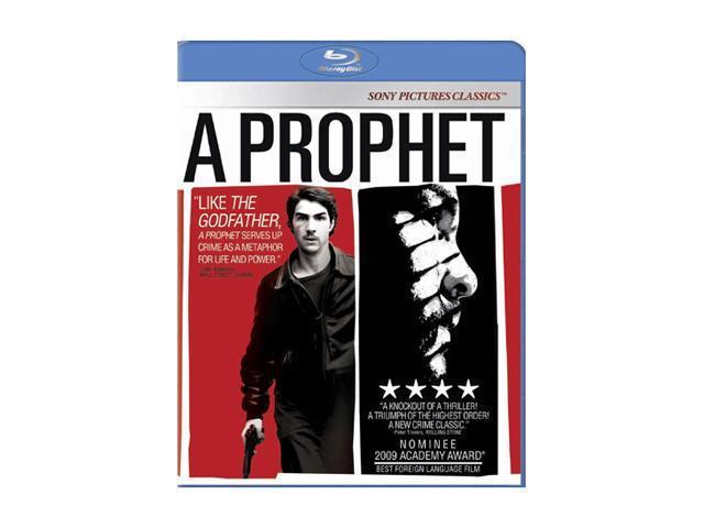 A Prophet (Blu-ray / AC-3 / Dubbed / SUB / WS) Tahar Rahim, Niels Arestrup
