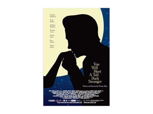 You Will Meet a Tall Dark Stranger (DVD/WS/NTSC) Anthony Hopkins, Naomi Watts, Josh Brolin, Gemma Jones, Antonio Banderas