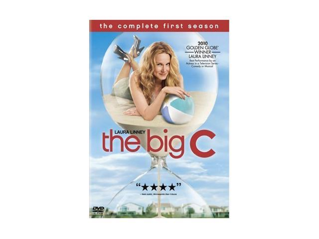 The Big C: The Complete First Season (3 discs) - DVD Laura Linney, Gabourey Sidibe, Oliver Platt, John Benjamin Hickey, Phyllis Somerville