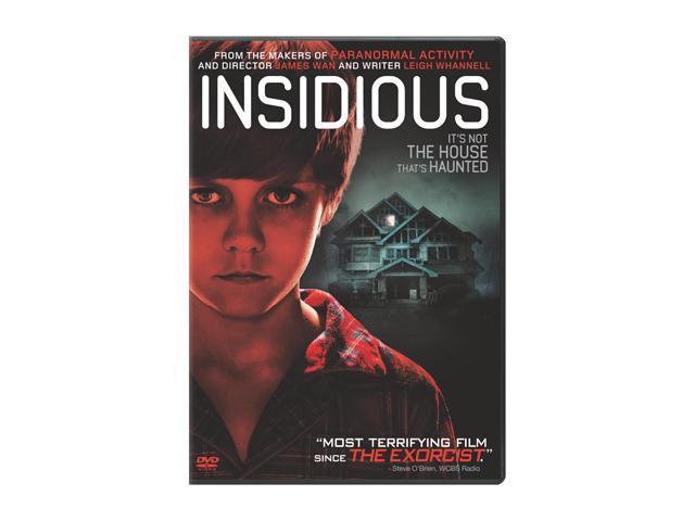 Insidious (DVD/WS/NTSC) Patrick Wilson, Rose Byrne, Ty Simpkins, Barbara Hershey, Lin Shaye