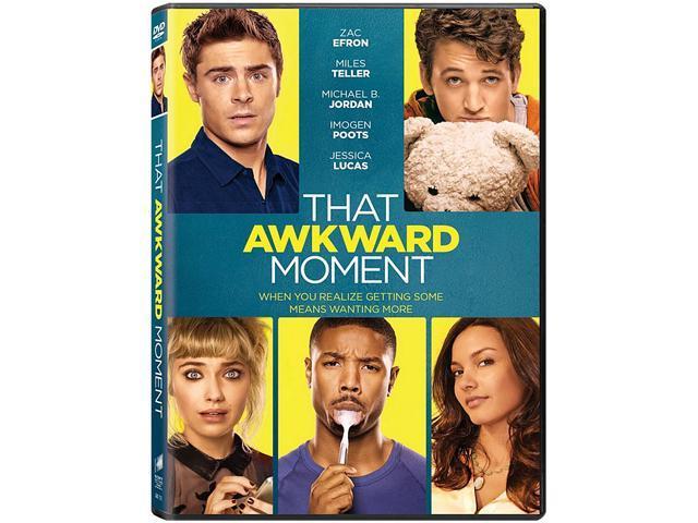 That Awkward Moment (UV Digital Copy + DVD) Zac Efron, Michael B ...