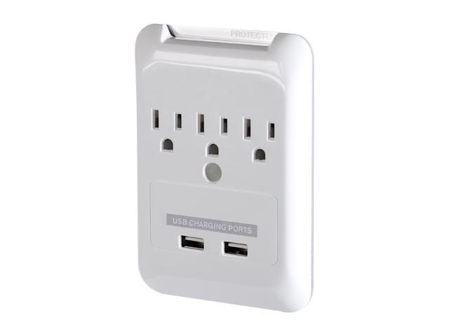 Targus Plug-N-Power Charging Station with USB Charging Ports APA21US
