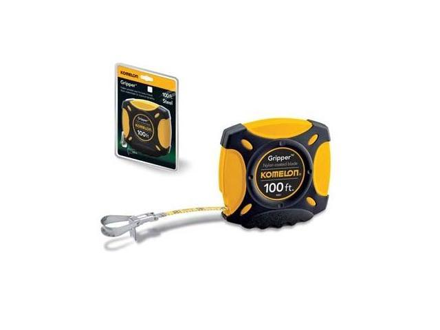 Komelon 9901IM Gripper 3/8in X 100Ft/30m Measuring Tape
