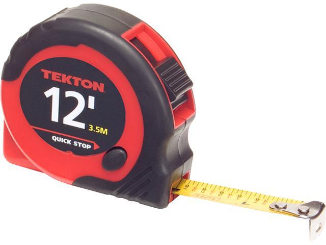 "Tekton 71951 12' x 1/2"" Tape Measure"