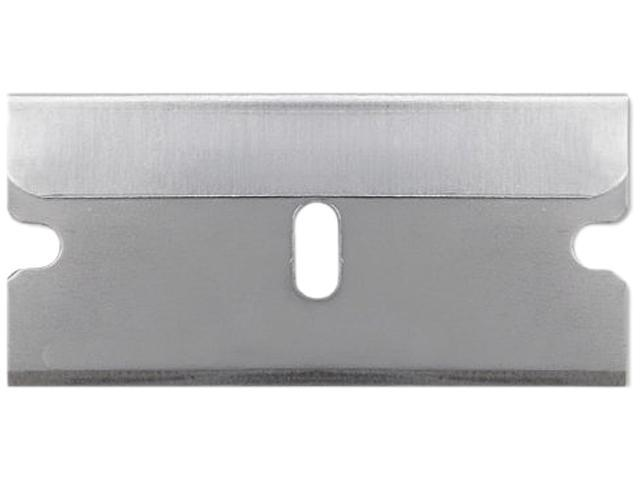 Sparco Products SPR11820 Single Edge Blade- Individually Wrapped- Silver
