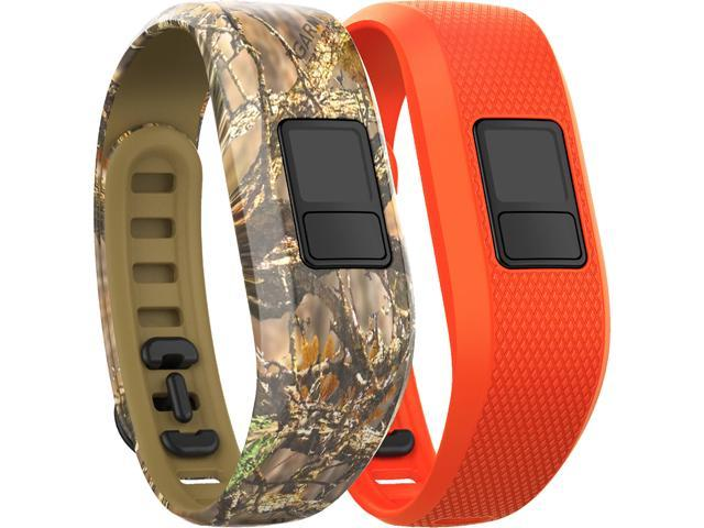 GARMIN 010-12452-33 vivofit(R) 3 Accessory Bands (Orange/Camo)