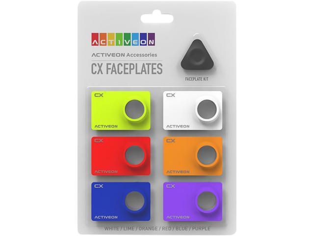 ActiveOn Multi-Colored Faceplates for CX Camera