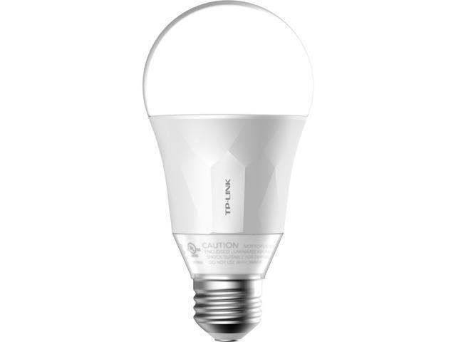 tplink lb100 smart wifi led bulb a19 e26 600