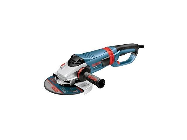 1994-6 9 in. 4 HP 6,500 RPM Large Angle Grinder