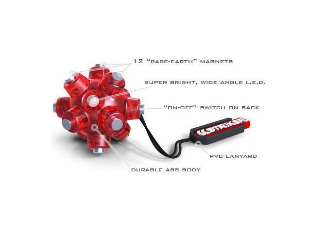 Striker Magnetic Light Mine - Hands Free LED Flashlight