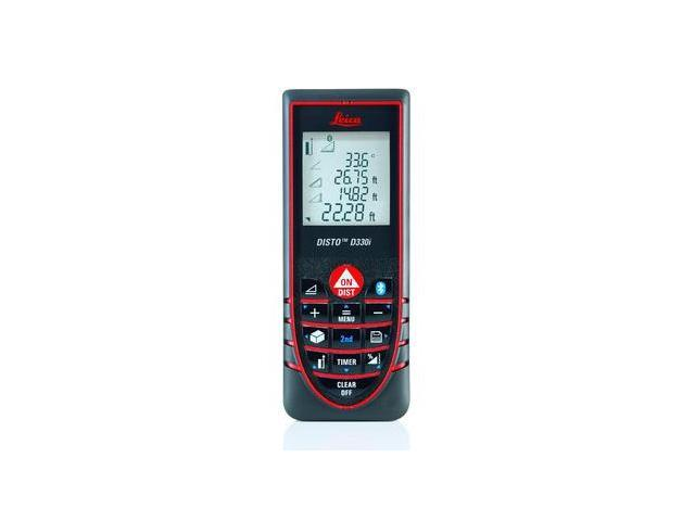 776748 DISTO D330i Laser Distance Meter with BLUETOOTH Technology