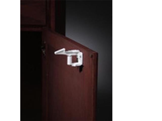 KidCo S337 Spring Action Lock - 4 Pk