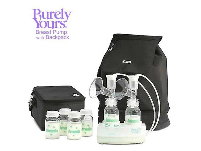 Packing breast pump flying