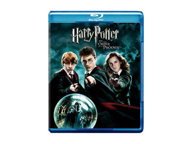 Harry Potter and the Order of the Phoenix (Blu-ray / 2007) Daniel Radcliffe, Emma Watson, Rupert Grint, Harry Melling, Richard Macklin