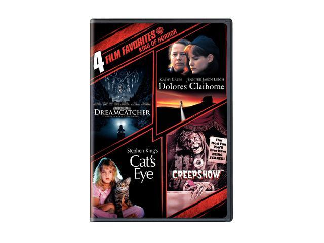 Stephen King: 4 Film Favorites (DVD / WS / NTSC) Morgan Freeman, Kathy Bates