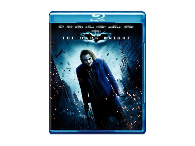 The Dark Knight (BR-DVD / DC / 2 DISC) Christian Bale, Heath Ledger, Aaron Eckhart, Maggie Gyllenhaal, Michael Caine