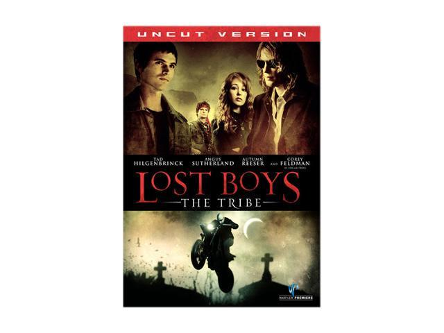 Lost Boys: The Tribe (DVD / Uncut Version / WS / ENG-FREN-SUB) Tad Hilgenbrink, Angus Sutherland, Autumn Reeser, Gabrielle ...