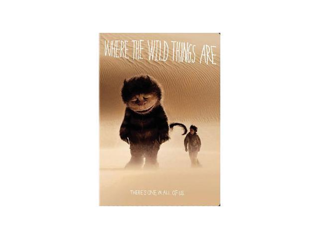 Where The Wild Things Are (DVD / DCOD / WS-16X9) Max Records&#59; James Gandolfini (voice)&#59; Catherine Keener&#59; Lauren Ambrose ...