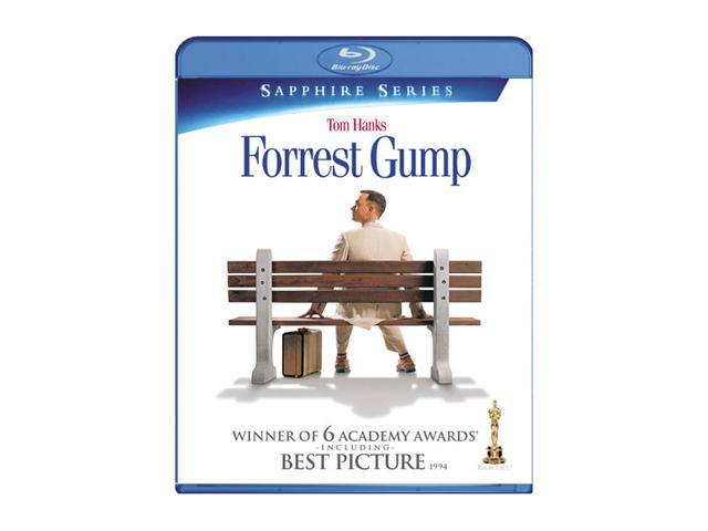 Forrest Gump (Sapphire Series) [Blu-ray] (1994) Tom Hanks, Robin Wright, Gary Sinise, Sally Field, Mykelti Williamson
