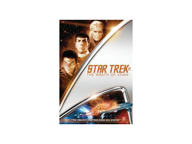Star Trek II: The Wrath Of Khan William Shatner, Leonard Nimoy, Ricardo Montalban, DeForest Kelley, James Doohan, Walter ...