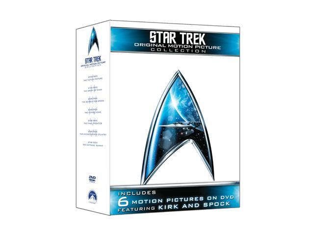Star Trek: Original Motion Picture Collection(DVD / 7 DISCS / Box set / WS / Special Edition) William Shatner, Leonard Nimoy, DeForest Kelley, James Doohan, Walter Koenig