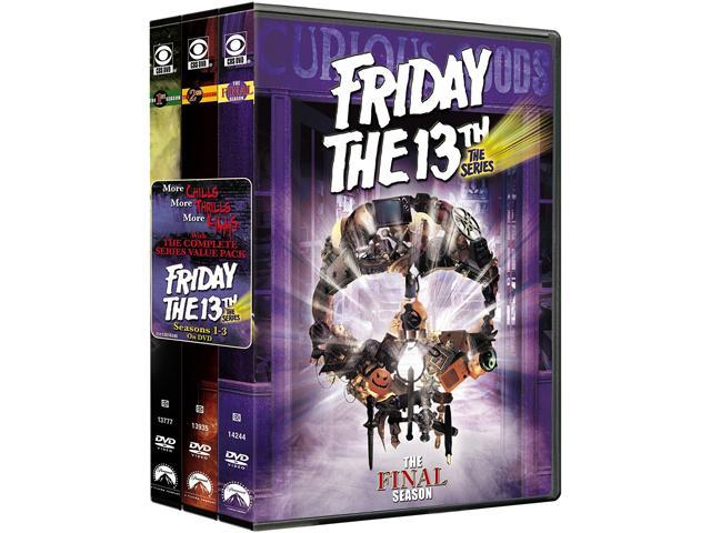 Friday the 13th The Series: The Complete Series