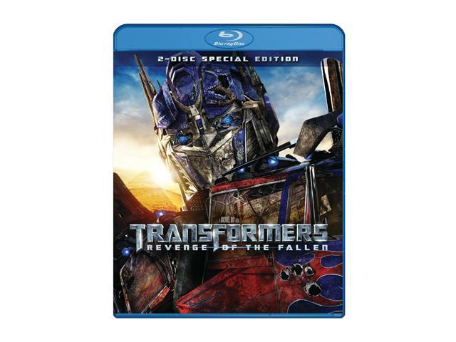 Transformers: Revenge of the Fallen (Blu-Ray / 2DISCS / Special Edition / WS) Shia LaBeouf&#59; Megan Fox&#59; John Turturro (voice)&#59; ...