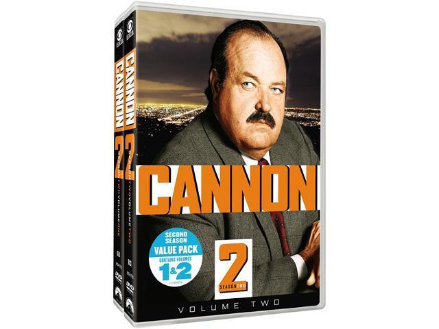 Cannon: Season 2
