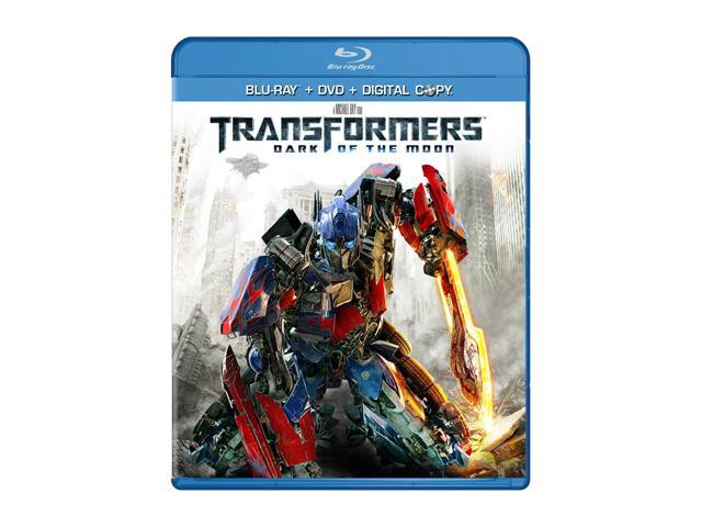 Transformers - Dark Of The Moon (Blu-ray / DVD / Digital Copy) Shia LaBeouf&#59; Rosie Huntington-Whiteley