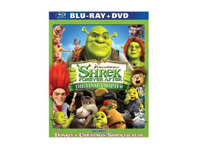 Shrek Forever After (Blu-ray & DVD COMBO/WS) Mike Myers (voice), Cameron Diaz (voice), Eddie Murphy (voice), Antonio Banderas (voice), Julie Andrews (voice)