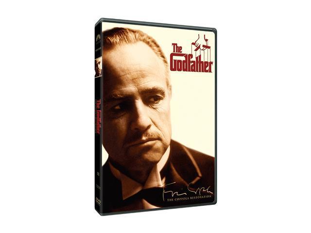 The Godfather - The Coppola Restoration  (DVD / WS / Special Edition) Marlon Brando&#59; Al Pacino&#59; James Caan&#59; Robert Duvall&#59; ...