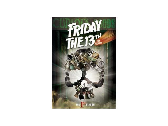 Friday The 13th, The Series: The 1st Season