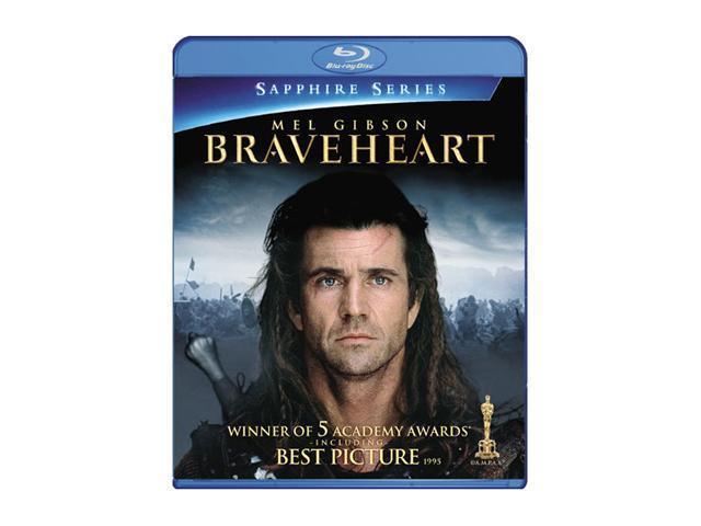 Braveheart (Sapphire Series) [Blu-ray] (1995) Mel Gibson, Sophie Marceau, Patrick McGoohan, Catherine McCormack