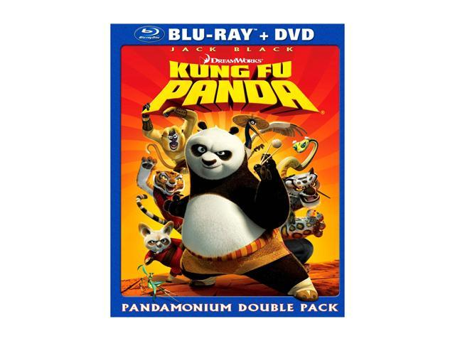 Kung Fu Panda (Blu-ray/DVD Combo) Jack Black (voice), Jackie Chan (voice), Dustin Hoffman (voice), Lucy Liu (voice), Seth Rogen (voice)